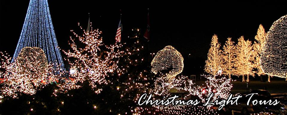 Kelowna Christmas Light Tours